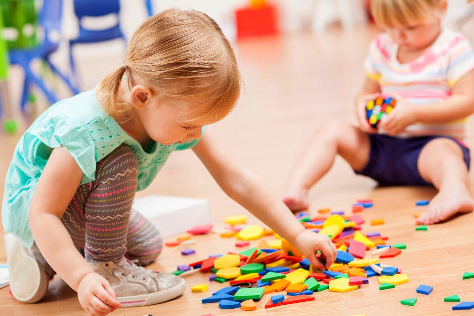 зачем нужны развивающие занятия для ребенка